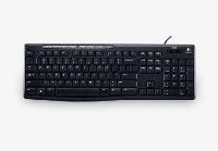 Клавиатура Logitech K200 (Media, for Business)