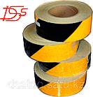 Лента световозвращающая черно-желтая 5 см от ТОО ДорСтройСнаб, фото 6