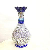 Фарфоровая ваза ручная роспись