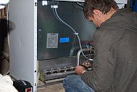 Ремонт газовых отопительных котлов в Алматы