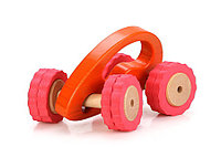 Машина Роли-Поли (оранжевая)