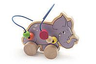 Лабиринт-каталка Слон