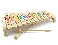 Ксилофон 12 тонов (деревянный)