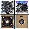 Fan Intel original 0.25A Медный i7/i9 box new