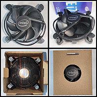 Fan Intel original 0.25A Медный i7/i9 box new, фото 1