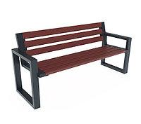 Скамейки и столики