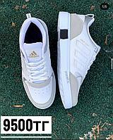 Кроссовки Adidas drop step сер бел, фото 1