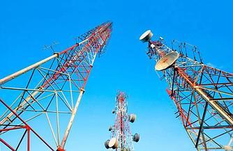 Монтаж телекоммуникационных вышек
