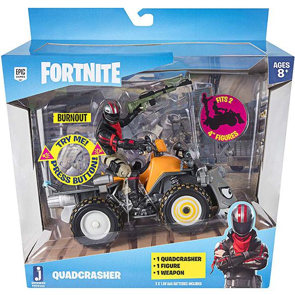 Игрушка Fortnite - машина Quadcrasher - фото 4