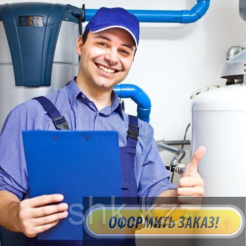 Ремонт и обслуживание, чистка теплообменника газового котла ILDI в Туздыбастау (Алматинской области)