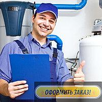 Ремонт и обслуживание, чистка теплообменника газового котла Amos в Бесагаш (Алматинской области)