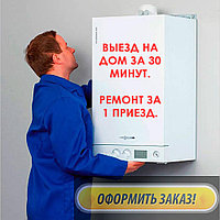 Ремонт и обслуживание, чистка теплообменника газового котла ZOTA в Каменке (Тастыбулак)