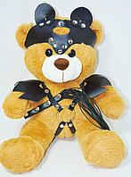 Фетиш медведь с плеткой (игрушка), фото 1