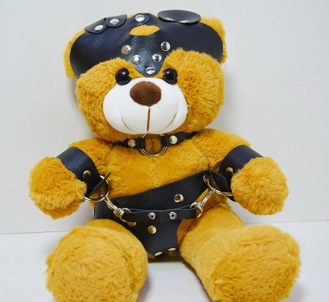 Фетиш медведь с наручниками (игрушка)