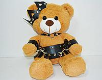 Фетиш медведь с короной (игрушка)