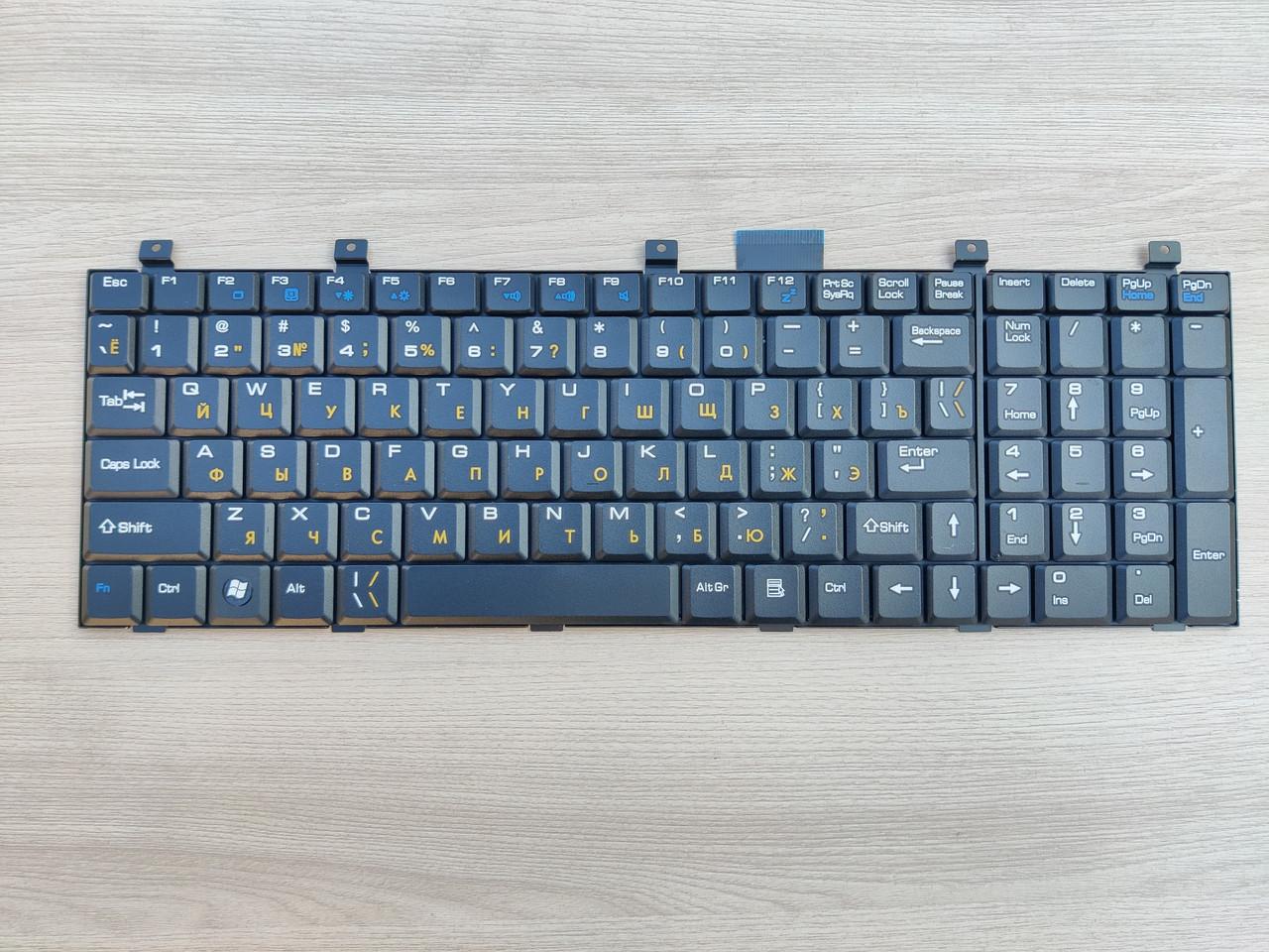Клавиатура для ноутбука MSI ms-1675 - фото 1