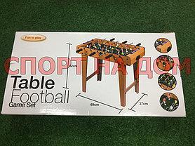 Настольный футбол Кикер (Размеры: 69*37*62 см), фото 3