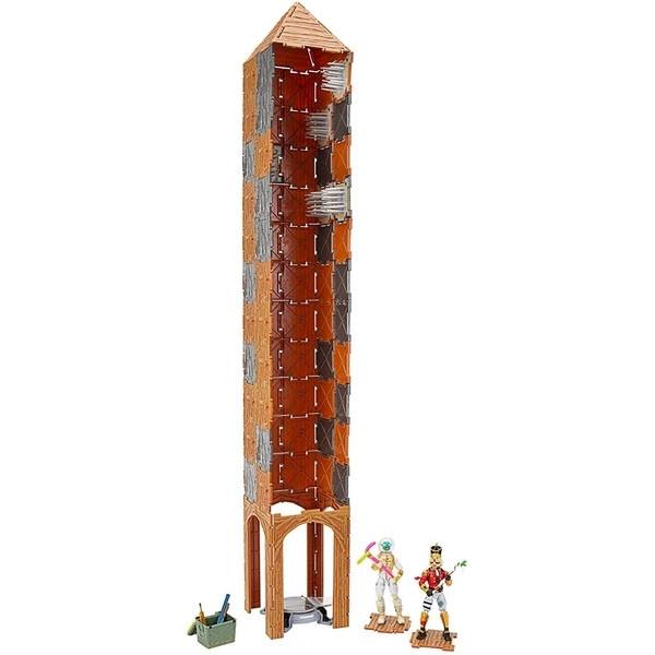 Игрушка Fortnite - фигурки героев 2 шт. с аксессуарами (башня) - фото 1