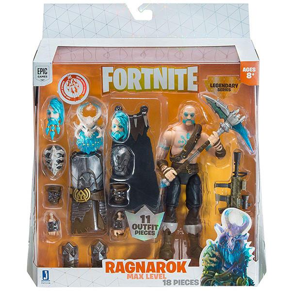 Игрушка Fortnite - фигурка героя Ragnarok с аксессуарами (LS) (MS) - фото 4