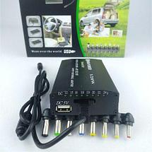 Блок питания для ноутбука универсальный 12В/220В MRM-POWER с портом USB (120Вт), фото 3