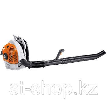 Ранцевое воздуходувное устройство STIHL BR 550 (3,4 л.с. | 1490 м3/ч | 89 м/с) бензиновое