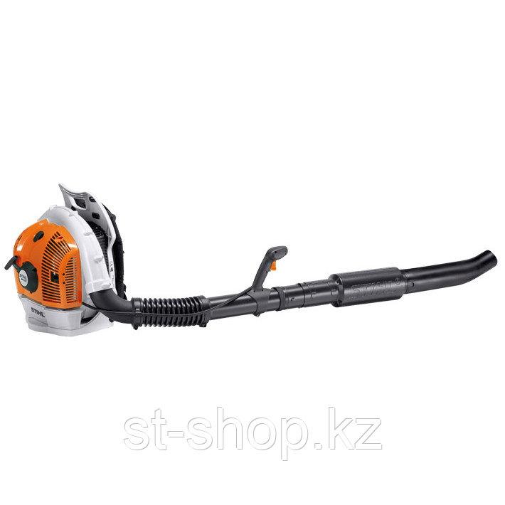 Ранцевое воздуходувное устройство STIHL BR 500 (2,7 л.с. | 1380 м3/ч | 81 м/с) бензиновое