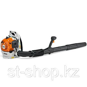 Ранцевое воздуходувное устройство STIHL BR 200 (1,1 л.с. | 800 м3/ч | 59 м/с) бензиновое