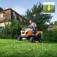 Трактор газонокосилка STIHL RT 5097 (11,1 л.с. | 95 см | 250 л) бензиновый райдер (минитрактор), фото 2