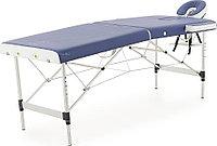 Стол массажный складной Med-Mos JFAL01A 2-х секционный NEW с РУ