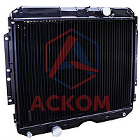 Радиатор водяной ГАЗ-3309, 33081 с дв. ММЗ Евро-4