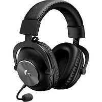 Logitech Headset PRO X LIGHTSPEED Wireless Gaming гарнитура (981-000907)