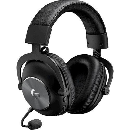 Logitech Headset PRO X LIGHTSPEED Wireless Gaming гарнитура (981-000907)
