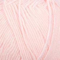 Пряжа 'Baby Best' 10 бамбук, 90 акрил 240м/100гр (184 розовая пудра)