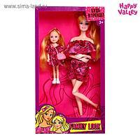 Кукла-модель с дочкой Family Look «Будь в тренде»