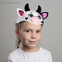 Шляпа карнавальная «Коровка Викси»