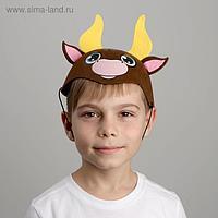 Шляпа карнавальная «Бычок Энди»