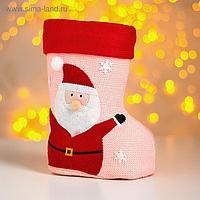 Конфетница «Сапожок», Дед Мороз