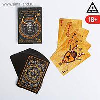 Игральные карты «Богатого Нового года!», 36 карт