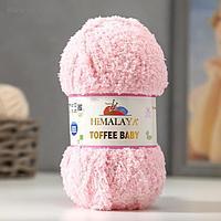 "Пряжа ""Toffee baby"" 100% полиэстер 136м/50гр (78124)"
