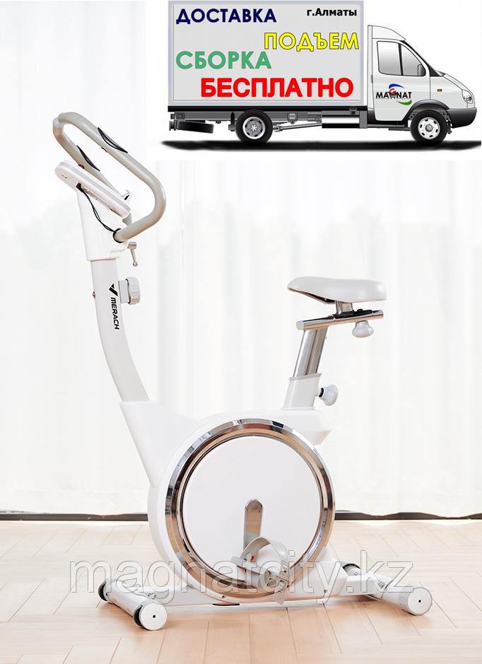 Велотренажер MR-636 (белый) (Доставка+Сборка)