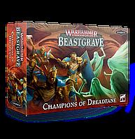 Underworlds: Champions of Dreadfane (Подземелья: Чемпионы Храма Ужаса) (eng.)