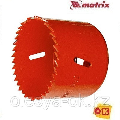 Коронка BIMETAL, 32 мм// Matrix