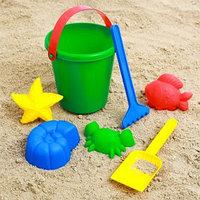 Набор для игры в песке 40, цвета МИКС
