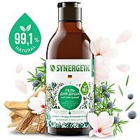 Гель для душа SYNERGETIC «Сандал и ягоды можжевельника» натуральный, 380мл