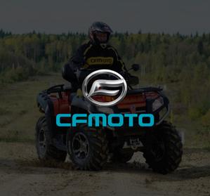 Квадроциклы CFMOTO