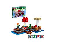 Конструктор Jisi bricks (Decool) My World 824 Затонувший остров