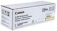 Canon 2189C002 Фотобарабан C-EXV55 YELLOW Drum Unit для imageRUNNER ADVANCE C256/C356
