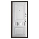 Входная металлическая дверь АураТерморазрыв орех, фото 2