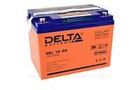 Аккумуляторная батарея Delta GEL 12-85 (12V / 85Ah)
