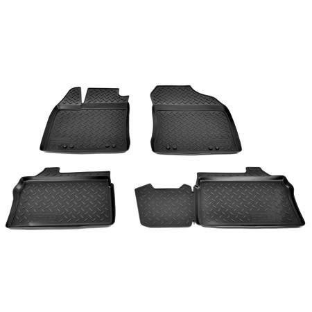 Коврики в салон Lexus CT200h (2011-2017)